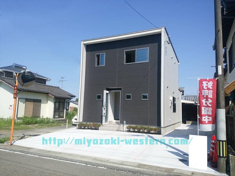 佐土原町上田島の建売住宅です。