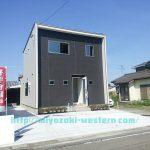 佐土原町 下那珂の建売住宅B棟です。