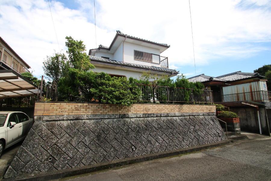 江南地区は将来の新築用地や資産形成としても人気の住宅団地です。
