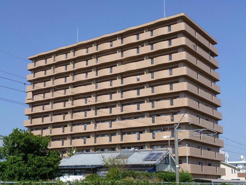 花ヶ島町/マンション/サントノーレ花ヶ島/高層階