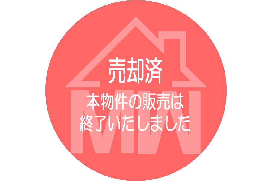 清武町加納の高台にある新築用地です。