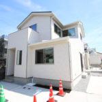 熊野の閑静な住宅街にある建売住宅A棟です。