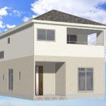 国富町本庄:南道路で日当たり良好、耐震と制震機能を備えた4LDK建売住宅(国富町本庄第一1号棟)