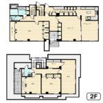 専用住宅でありながら延床面積は70坪以上。居間などは通常の木造住宅では実現できない大空間となっています。