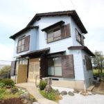 佐土原町の下田島にあるリフォーム住宅です。