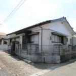 大塚町のホームプラザナフコの近くにある平屋住宅です。