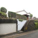 桜ヶ丘町:高台の建物の程度が良好な平屋住宅