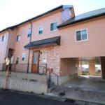 大塚町の高台にある2階建のリフォーム住宅です。