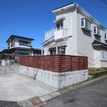 大塚町:三方道路に面したリノベーション住宅