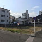 鶴島2丁目/土地/北東角地の住宅用地(外観)