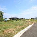 綾町:綾てるはドーム近く、南道路の新築用地(B号地)