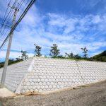 佐土原町、東上那珂の高台の新築用地【A号地】