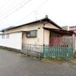 田吉、北西角地の新築用地