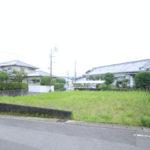 本郷南方:国富小学校近く、北東角地の新築用地