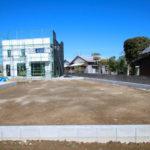 恒久分譲地:プライベート空間を確保した新築用地(2号地)