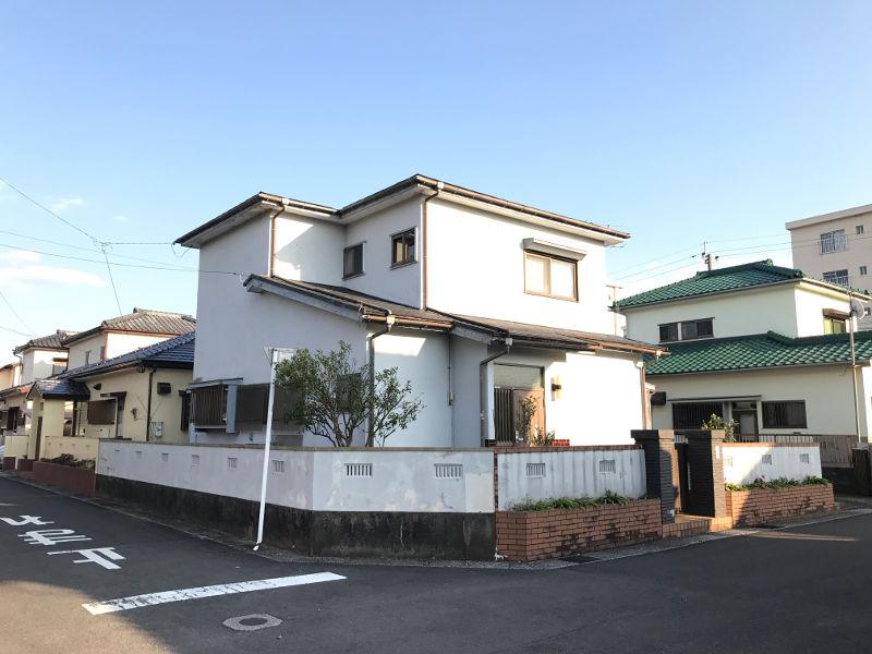 小松の記念病院の近くにある閑静な住宅地です。