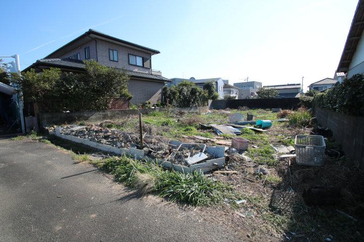 大塚町の権現昔にある新築用地です。