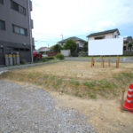 大塚町:大塚東通り沿いの新築用地(2号地)