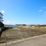 跡江:緑豊かな田園風景が広がる新築用地(A号地)