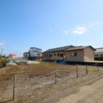跡江:緑豊かな田園風景が広がる140坪台の新築用地(B号地)