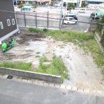 日ノ出町の一ッ葉有料道路そばにある新築用地です。