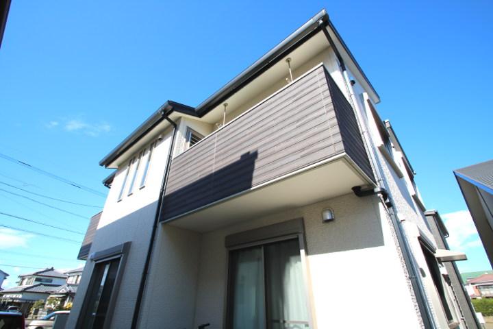 FCメーカー『アイフルホーム』が建築した住宅です。