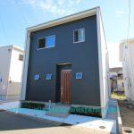 吉村町、東部第二土地区画整理地内の建売住宅B棟