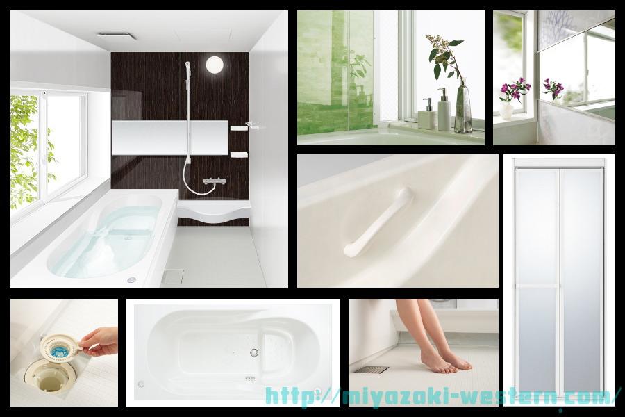 【完成イメージ】浴室のイメージです。