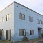 赤江/事業用地/赤江の工業地域にある売事務所です。